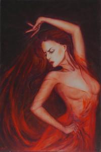 Flamenco dancer 2009